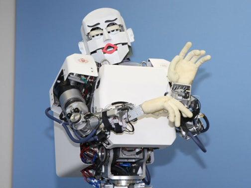 KOBIAN Emotional Humanoid Robot: Mime of the Future?