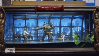 Building A One-Of-A-Kind <i>BioShock</i> Aquarium