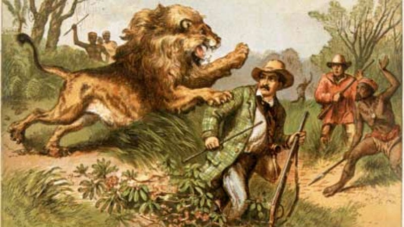 """We Must Be Prepared For Wonders:"" The Revelations That Never Were From Dr. Livingstone"