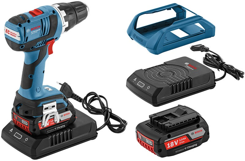 These Inductive Batteries Keep Your Power Tools Perpetually Charged