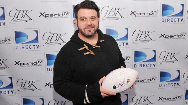 Network Pulls Adam Richman's New Show After His Vile Instagram Rant