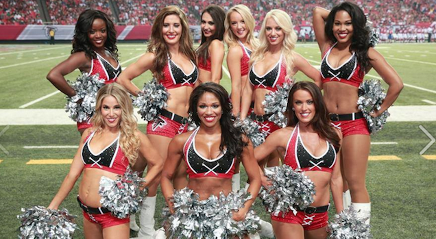 App Allows the Men of Atlanta to Creep on Their Favorite Cheerleaders