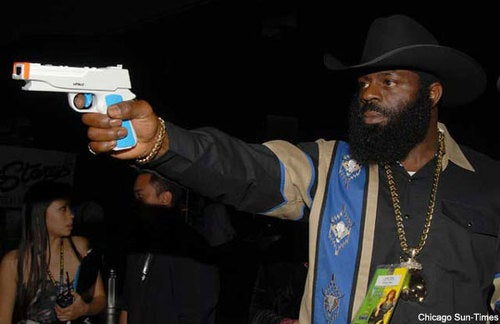 "Kimbo Says: ""If You Can't Beat 'Em, Shoot 'Em"""