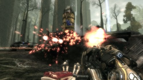 New Unreal Tournament 3 Xbox 360 Screens