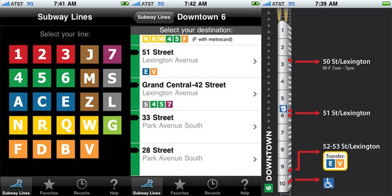 NYC Exit Strategy: The Other NYC Subway App You Need