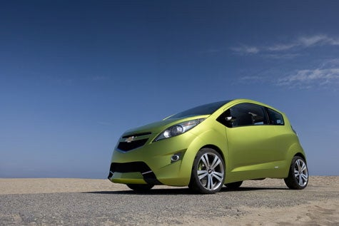 Chevy Set to Produce Beat Microcar