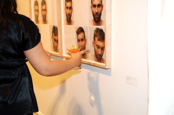 Art And Magazines Don't Mix At 'Radar' Art Party