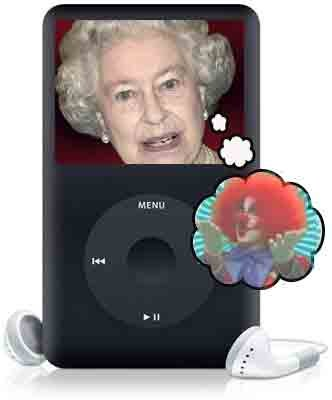 Obama's iPod Gift to Queen Elizabeth II Is Tainted