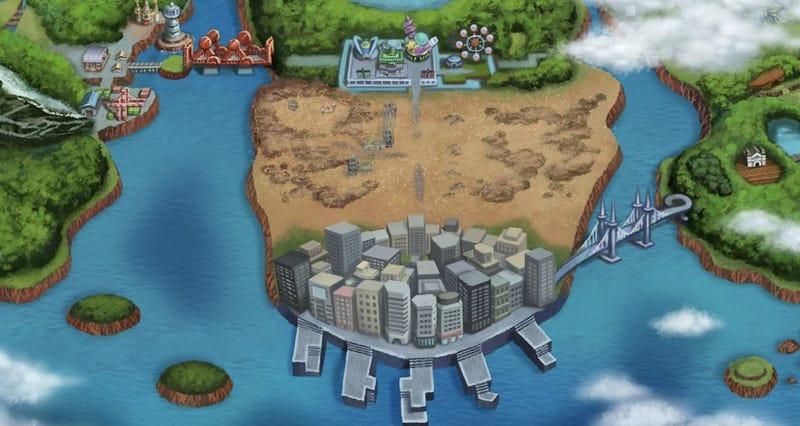 Does The New Pokémon Copy NYC, Ground Zero And All?