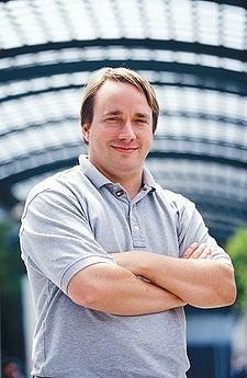 Linus Torvalds Loves His New Google Nexus One
