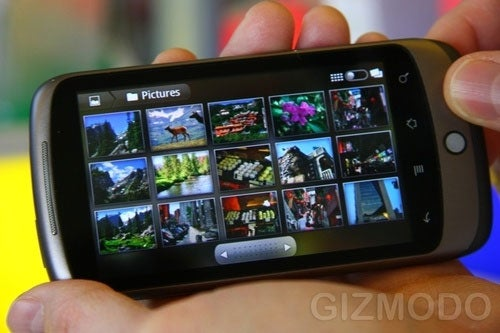 Is Google's Nexus One A Gaming Contender?
