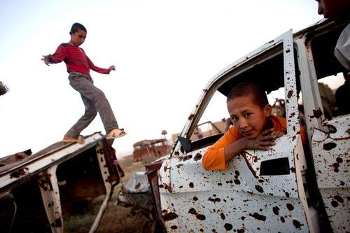 Kabul Safer for Kids Than New York, Says NATO