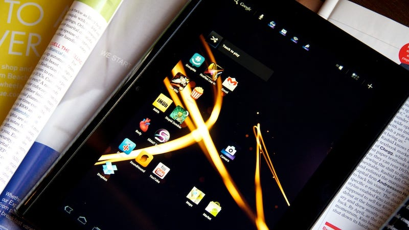 Sony Tablet Gallery