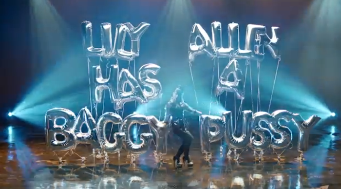Lily Allen's 'Hard Out Here' Is Scathing Pop Culture Commentary