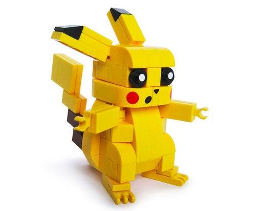I Choose You, LEGO Pikachu