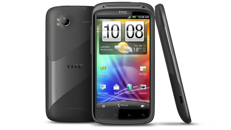 HTC Sensation: A Dual-Core, Video-Editing Smartphone Superstar (Updated: Hands-On)