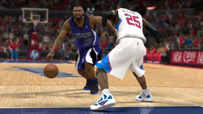 NBA 2K12 Screenshots