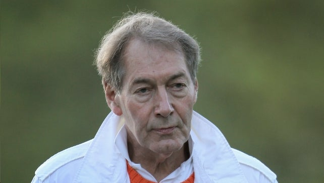 Charlie Rose's Vampirish Glare Coming to Morning TV