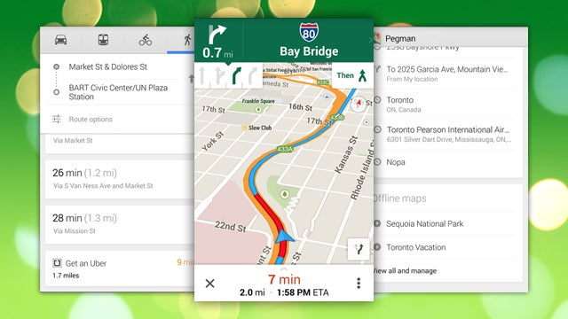 Google Maps Adds Better Navigation, Offline Maps, and Tons More