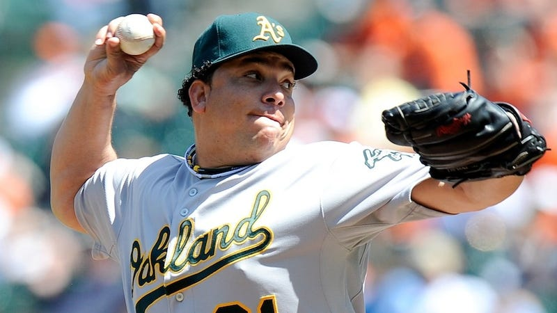 Bartolo Colon Is Getting People Out