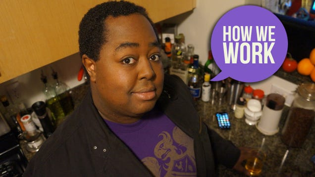 How We Work, 2014: Alan Henry's Gear and Productivity Tricks