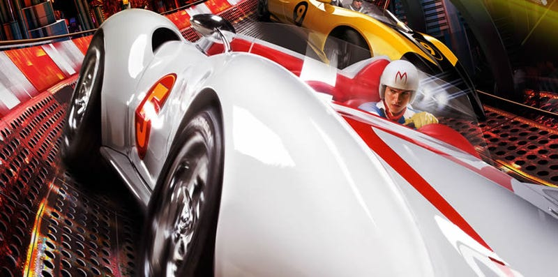 Stop The Speed Racer Hate