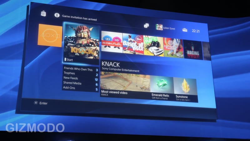 The PlayStation 4 Is Here (Update: Sort Of)