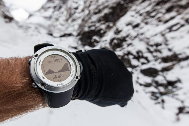 Suunto Ambit2 (HR) Review: The Smartwatch For Badasses