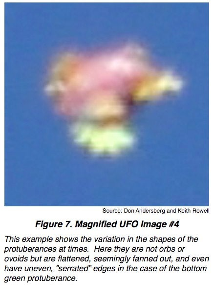 "Utterly Bizarre ""Sprouting Potato UFO"" Caught on Film in Oregon"