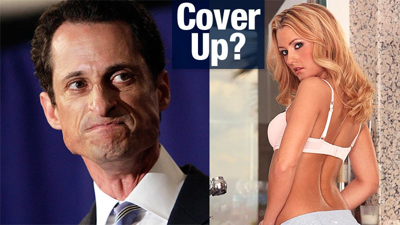 Anthony Weiner Told Porn Star to Lie About Dirty Messages