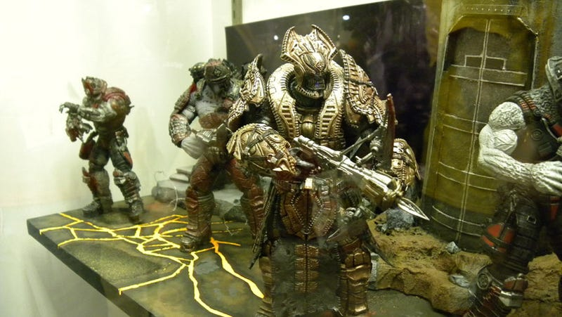 NECA's Other Video Game Toys