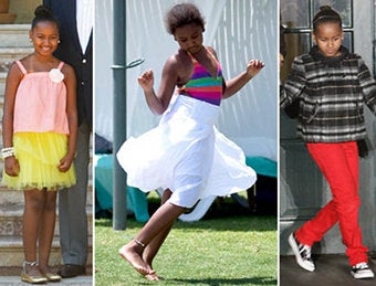 9-Year-Old Girl Is Somehow Considered A Style Icon
