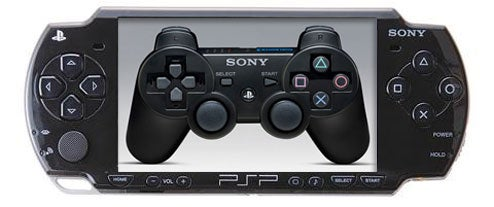 PSP Getting Dual Shock 3 Support Through 'PSP Plus'