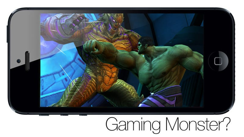 The iPhone 5 Might Be the Best Smartphone for Gamers