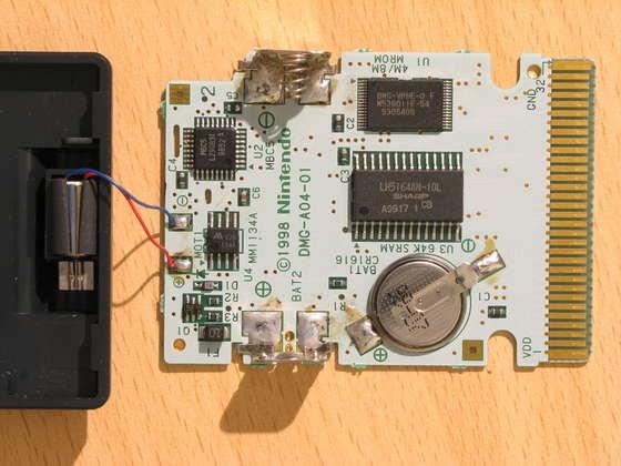 DIY Nintendo DS Lite RumblePak