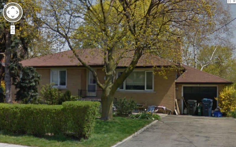 Here's the House Where Rob Ford Hung Out With a Kid Who Got Killed