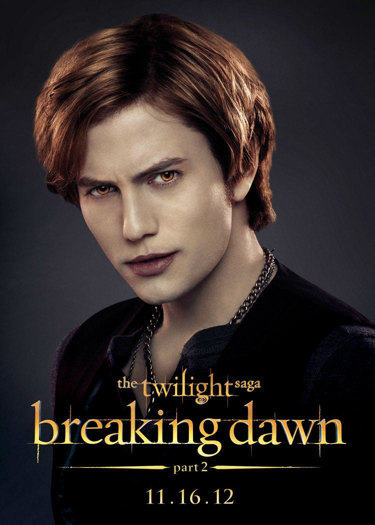 Jasper Hale spent the first Twilight movie wanting to kill Bella