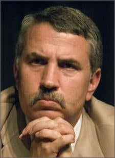 Matt Taibbi's Relentless Hounding of Tom Friedman Continues, Thankfully