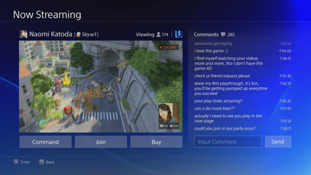 The PlayStation 4 Can Share Video, Includes Facebook Integration (Plus, Here's The New Dashboard)