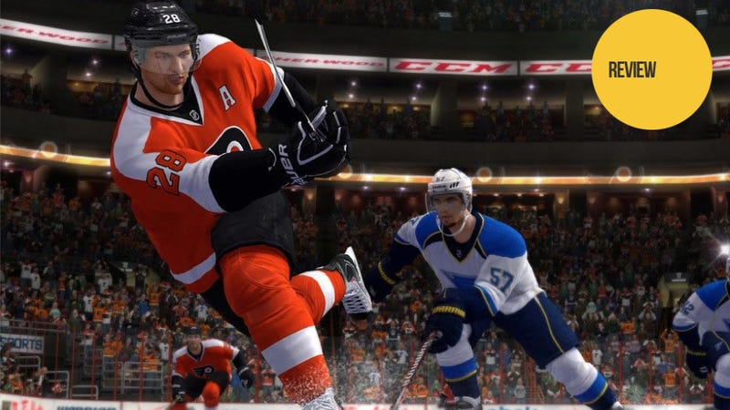 NHL 13: The Kotaku Review