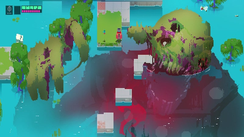 Hyper Light Drifter: The Kotaku Review