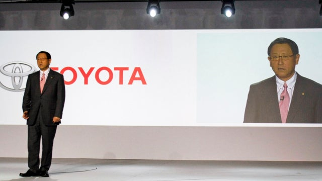 Toyota Just Barely The World's Largest Automaker