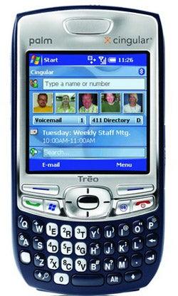 Treo 750/750v Gets Windows Mobile 6 Update