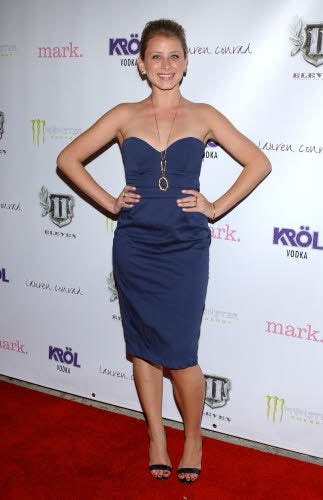 Attendees At Lauren Conrad's Fashion Show Dress As Poorly As She Designs