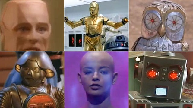 Who Is the Gayest Robot of All?