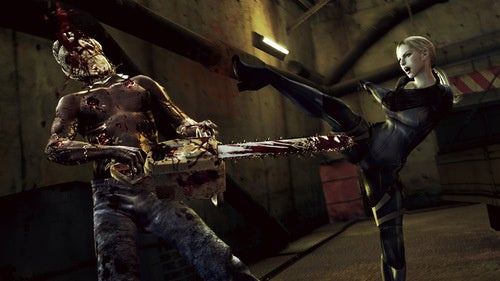 Capcom's Dark Void, Resident Evil Expectations, Plus A Probable Typo