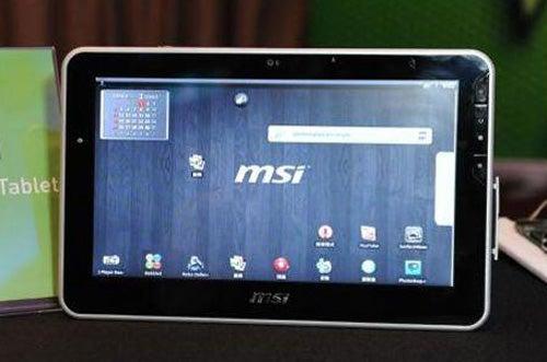 MSI Slatebook: Microsoft's Best Windows 7 Tablet Hope?