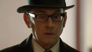 Does The Machine Have A Plan? A Clip From Tonight's <i>Person Of Interest&l