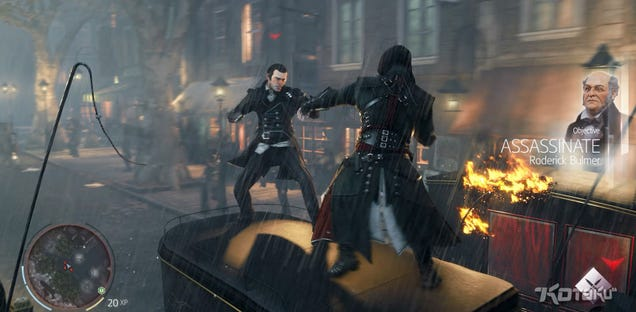 Next Year's Big Assassin's Creed Is Set In Victorian London [UPDATE]
