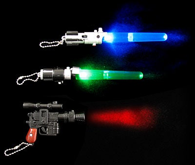 Star Wars Micro Lightsabers Give Your Keychain The Force
